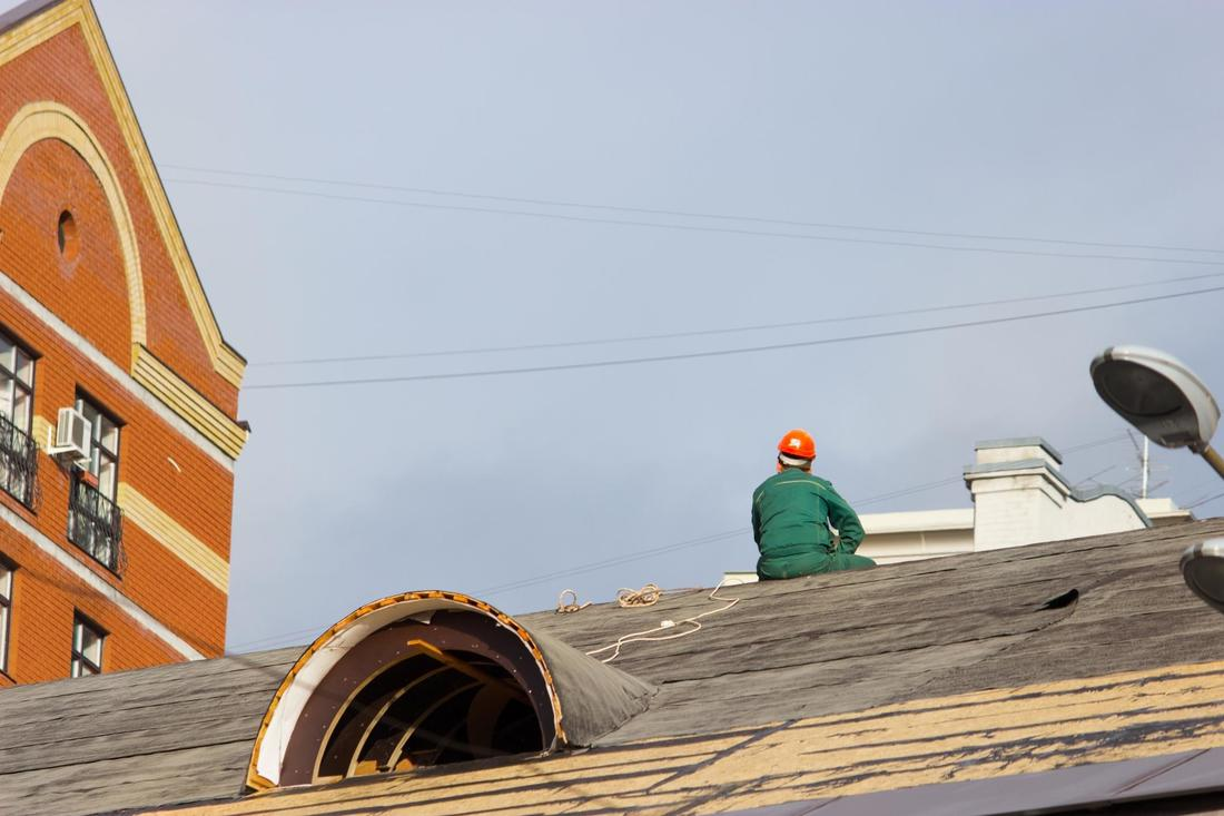 ​Commercial Roof Replacement
